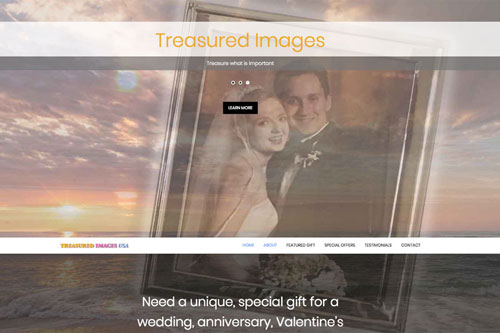 Treasured Images USA site