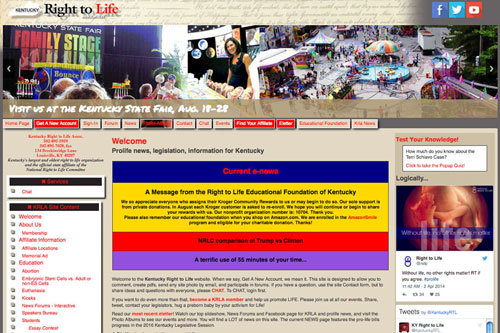 ky right to life site